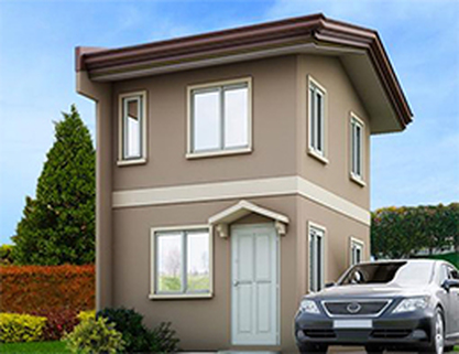 House and lot for sale pampanga camella sorrento for 1 floor homes for sale