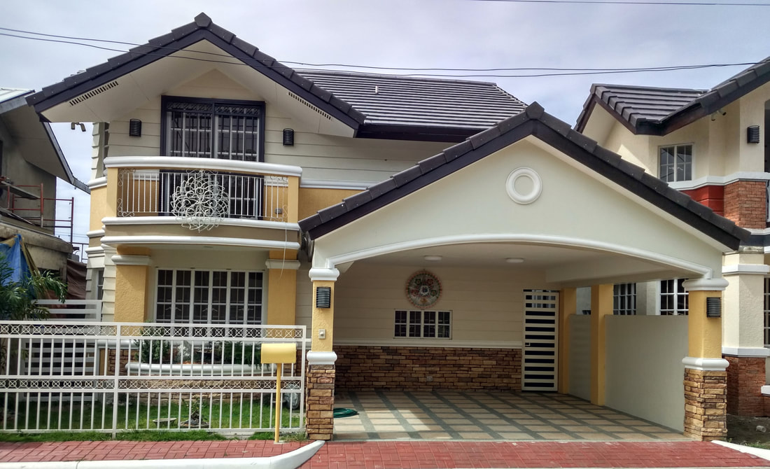 house and lot for sale mabalacat pampanga